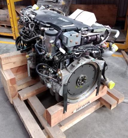 MOTOR MAN 6 CIL 280HP TRAS