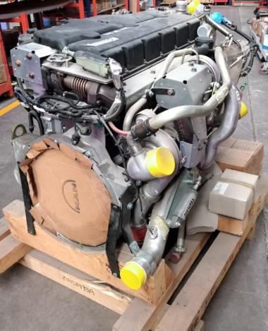 MOTOR MAN 6 CIL 240HP TRAS