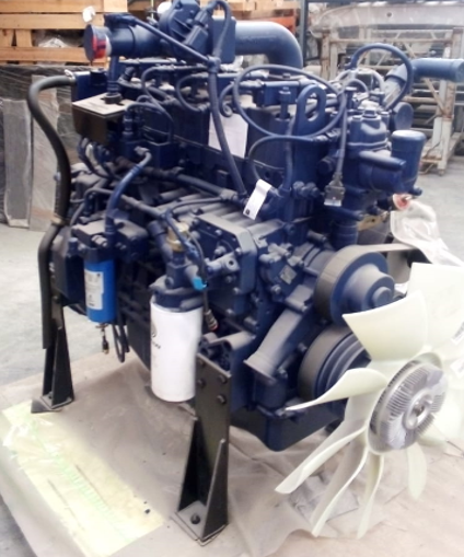 WP5NG200E51 CNG FRONT. ENGINE